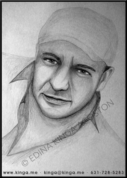 Juan Pablo Contreras by Kinga